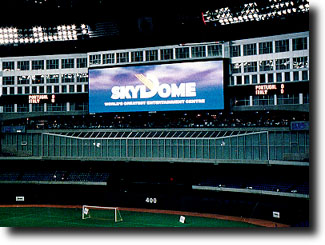 Click to Visit the Skydome