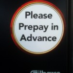 Money Saving Tip:  Prepay In Advance