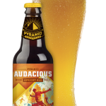 Beer Review:  Pyramid Breweries Audacious Apricot Ale