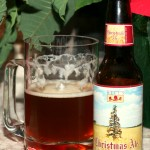 Beer Review:  Bell's Christmas Ale Warms my Heart