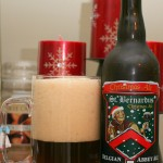 Beer Review:  St. Bernardus Christmas Ale