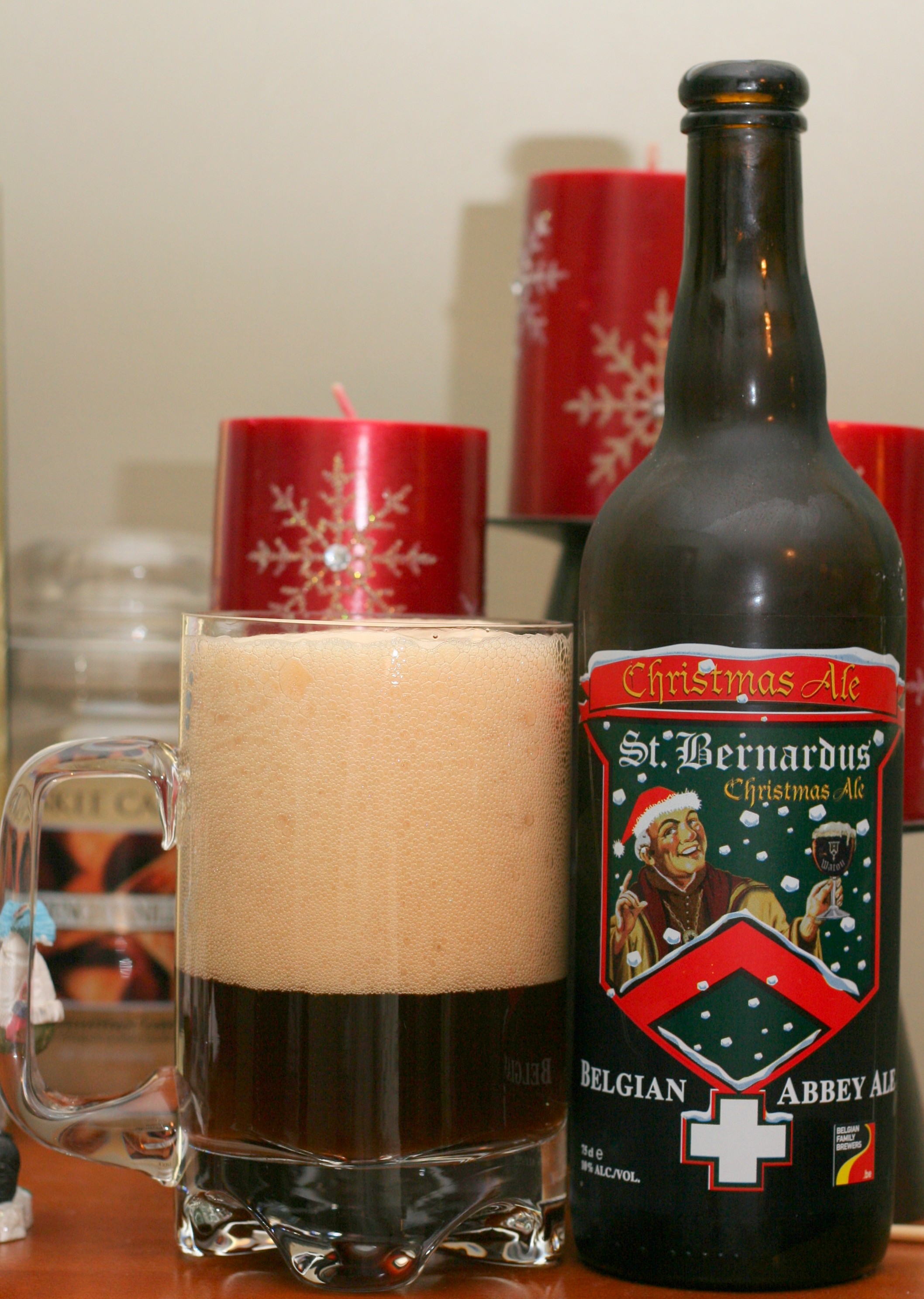 Big Beef and Beer | Tag Archive | Christmas Ale