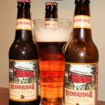 Beer Review:  Redbridge Gluten Free Beer
