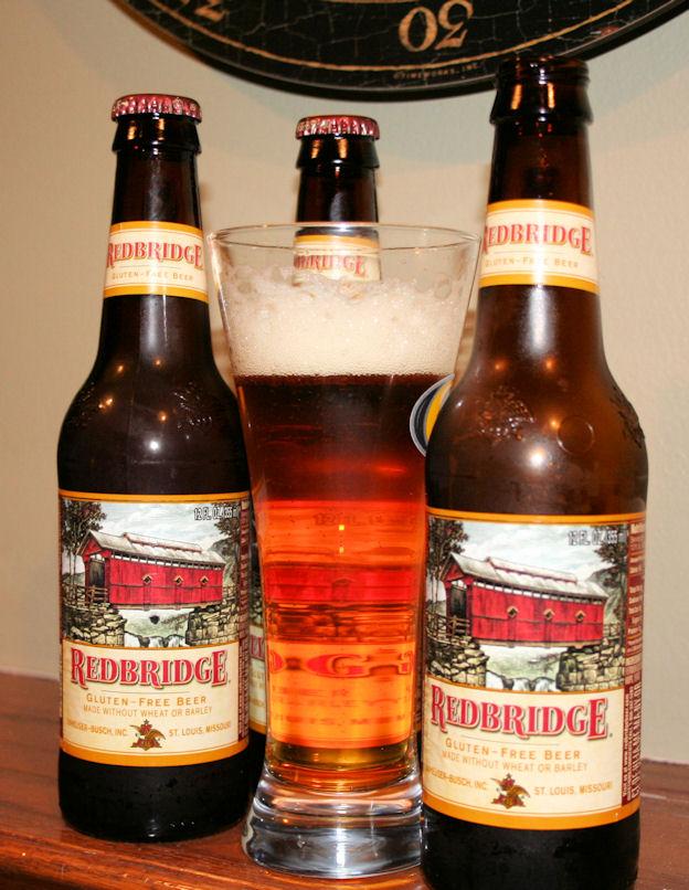 Redbridge Gluten Free Sorghum Beer Redbridge Gluten Free Beer