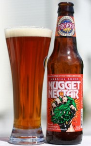 Troegs Imperial Amber Nugget Nectar