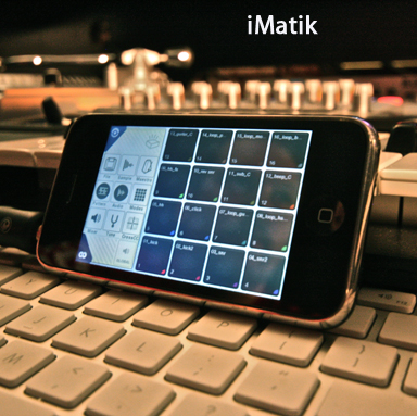 Music Review: Freematik iMatik – Music Made on an iPhone